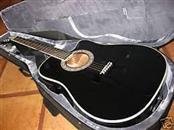 ESTEBAN Electric-Acoustic Guitar MIDNIGHT STEEL